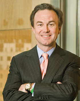 Turning a new page: Morgan Stanley's Gregory J  Fleming