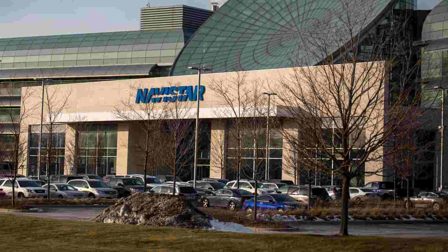 Navistar charts $134 million pension contribution for fiscal