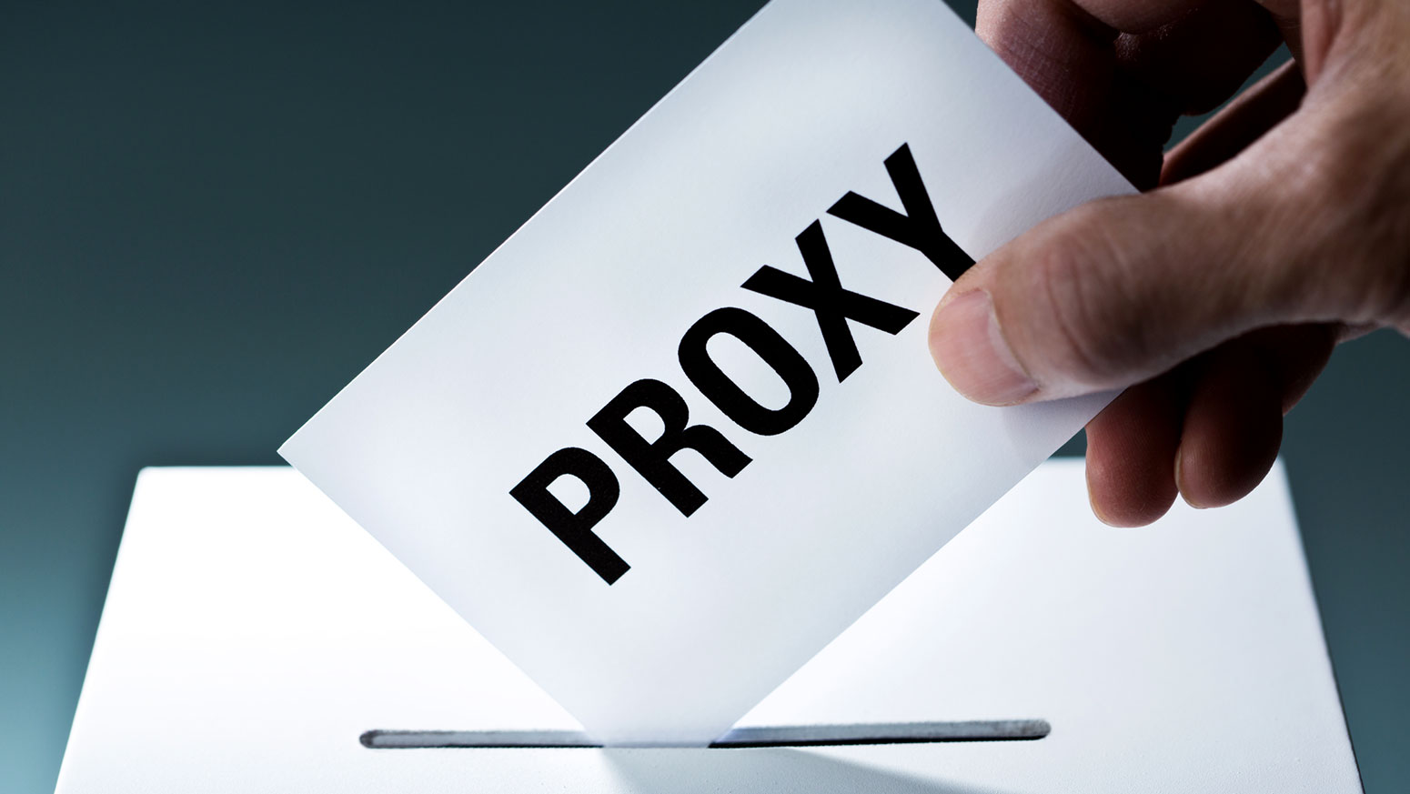 Image result for proxy voting