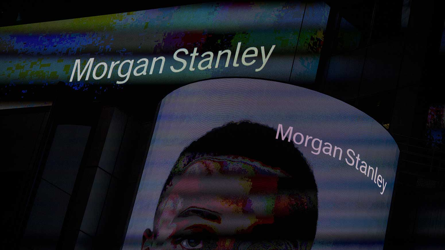 Morgan Stanley's AUM falls for the quarter, year as revenue gains