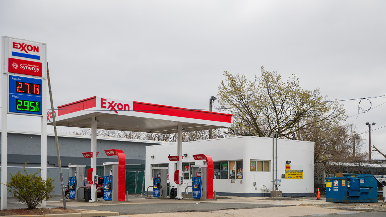 Exxon Mobil shareholders reject independent chair proposal