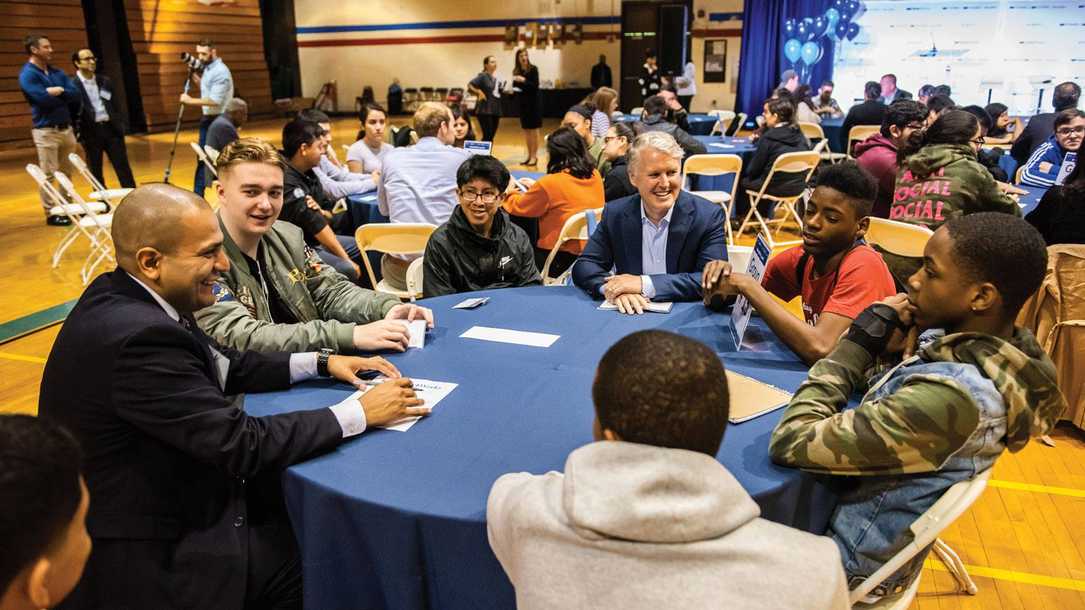 Citadel powers high school program in investing and finance