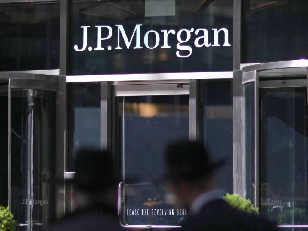J P  Morgan sued for self-dealing in its 401(k) plan