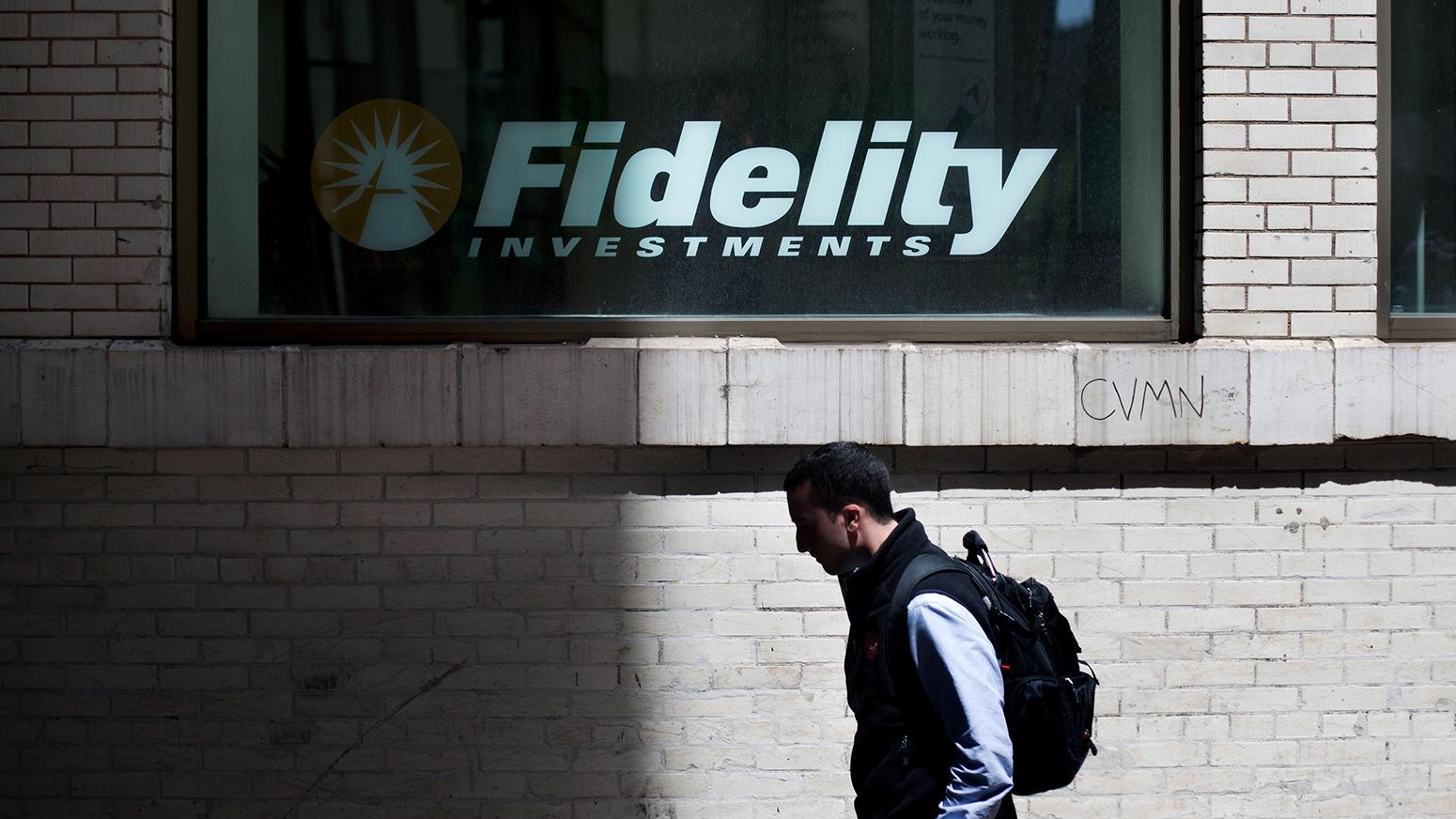 Fidelity's AUM rises 15% in 2017 to $2 45 trillion
