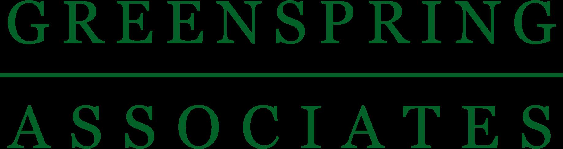 Greenspring logo