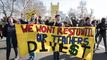 Children descend on CalSTRS  to urge fossil-fuel divestment
