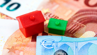 European housing stock photo