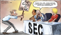 SEC cartoon