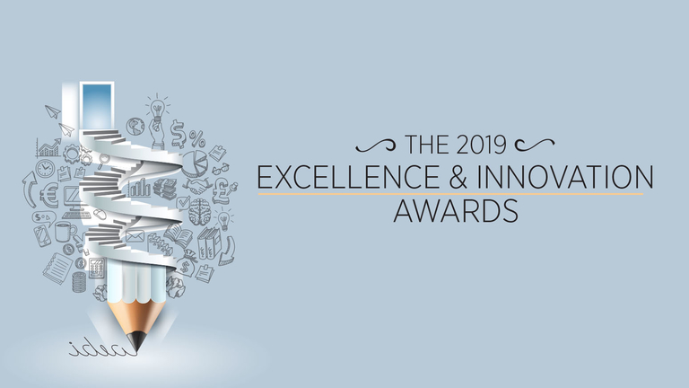 Finalists for Excellence & Innovation Awards