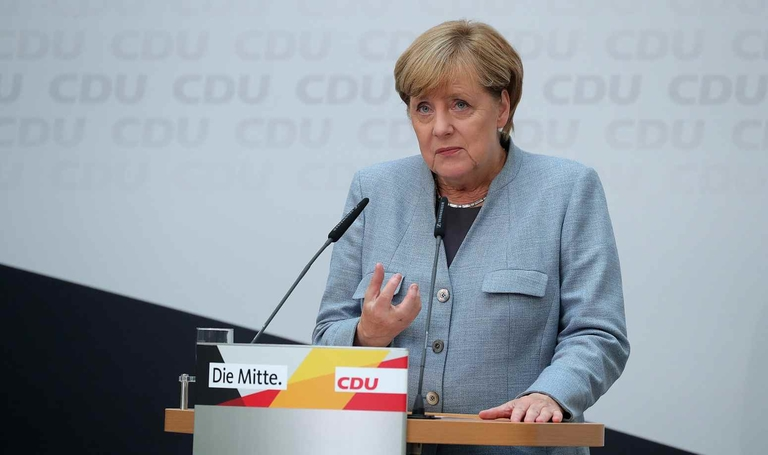 German election shows political risk hasn't abated in Europe