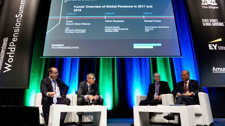 Geopolitical risk, digitized economy changing the way pension funds view investing