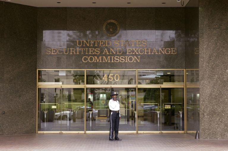 SEC, DOJ antitrust division sign memorandum of understanding