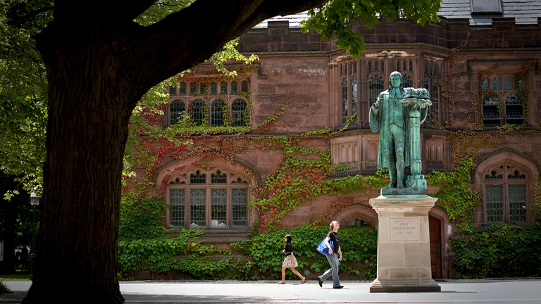 Princeton returns 6.2% for fiscal year