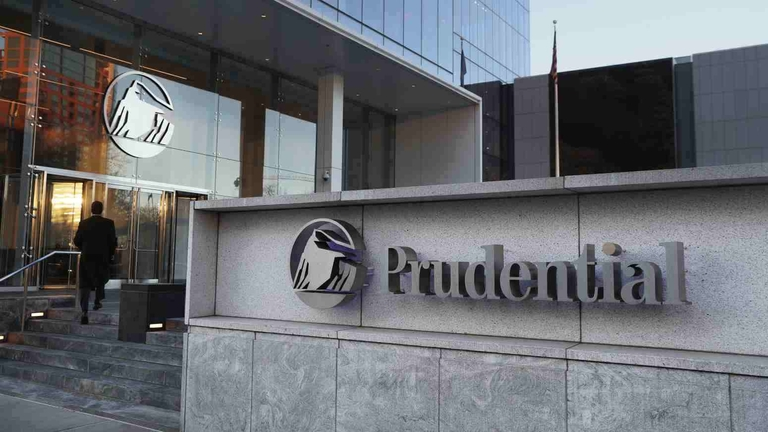 Prudential readies $260 million for pension plans this year