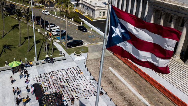 Puerto Rico oversight board chairman, member departing