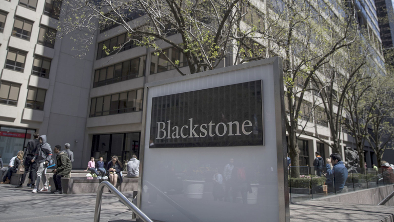 Blackstone bets on e-commerce with $18.7 billion logistics deal