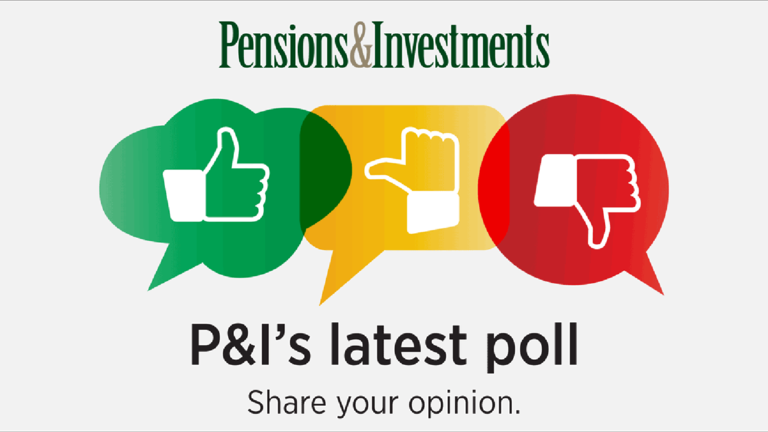 POLL: The impact of falling Treasury bond yields on pension funds