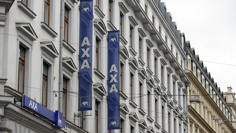 AB girds for $14 billion AXA fixed-income termination