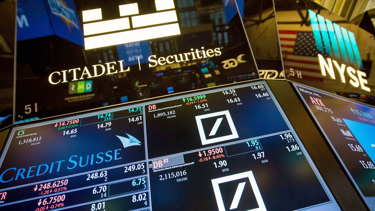 Citadel Securities says GSA stole data while recruiting trader