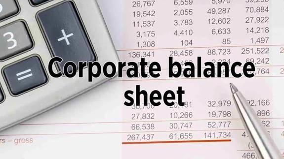 Animation: 2018 Corporate Balance Sheet