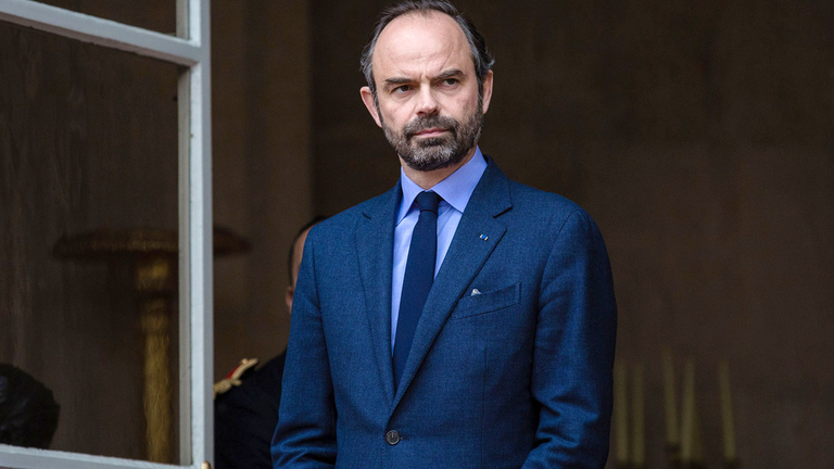 French prime minister 'firm' on pension reform