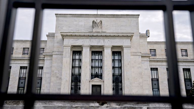 Fed saw elevated risks in October while opting to go on hold
