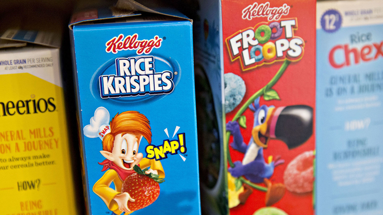 Kellogg dishes up $174 million in lump sums
