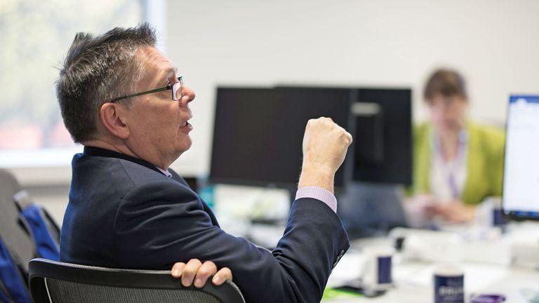 Brunel Pension Partnership CIO resigns