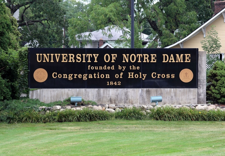 Notre Dame endowment posts 7.2% return for fiscal year