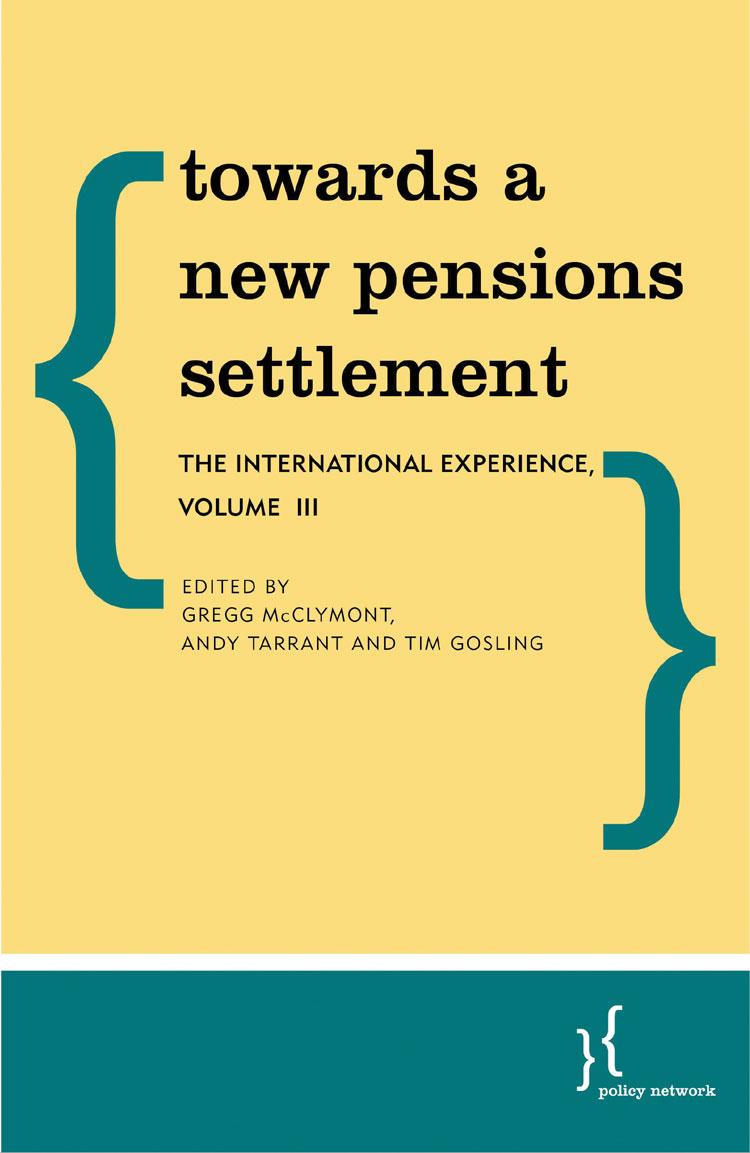 Pensions book