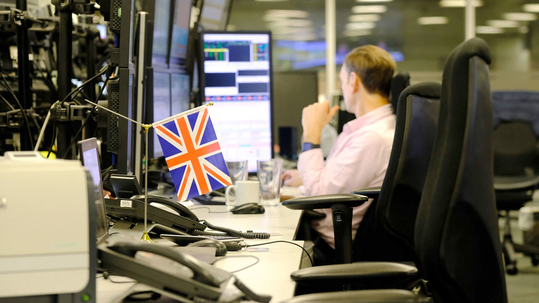 It's not just America. ETFs are invading the U.K. market, too