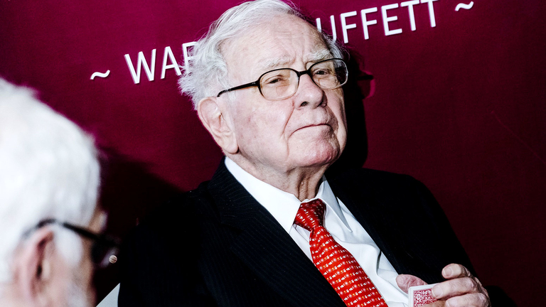 Berkshire steps into ETF market with 2 bets for a pension plan