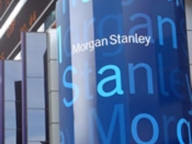 Morgan Stanley AUM up 3 7% in second quarter