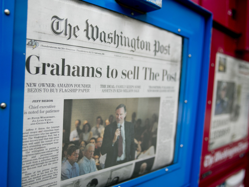 Washington Post to freeze DB plan, close cash balance plan to new