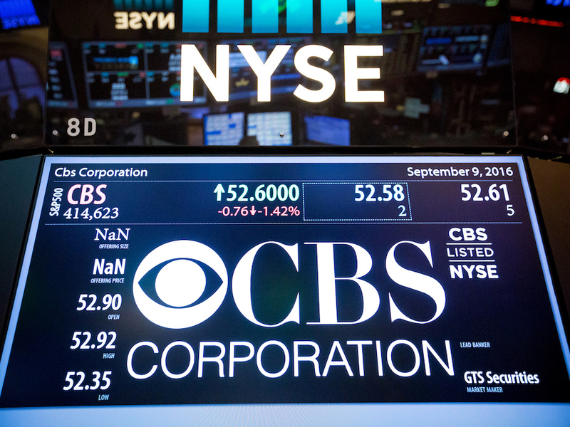 CBS Corp  transfers $800 million in pension plan liabilities