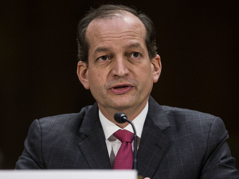 DOL working with SEC on fiduciary rule, labor secretary says