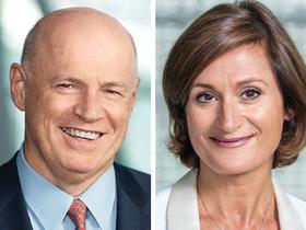 Daniel Fournier and Nathalie Palladitcheff