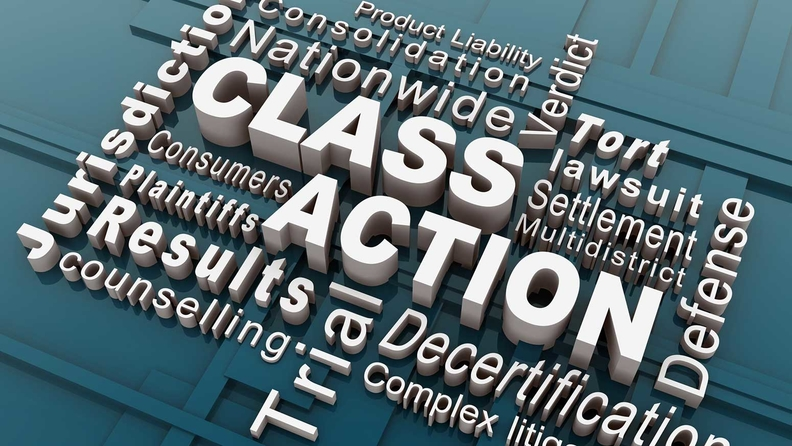 What Is A Class Action Lawsuit >> Class Action Lawsuit Filings Sizes Increasing In 2018