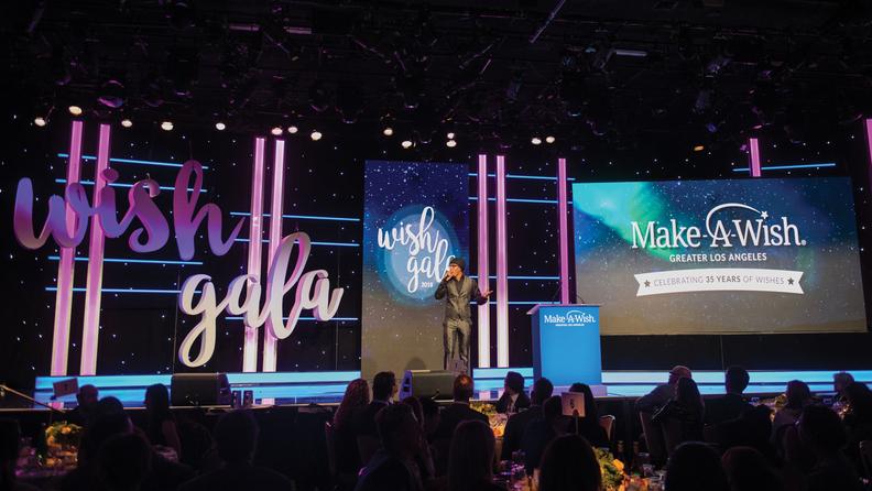 Make-A-Wish gala